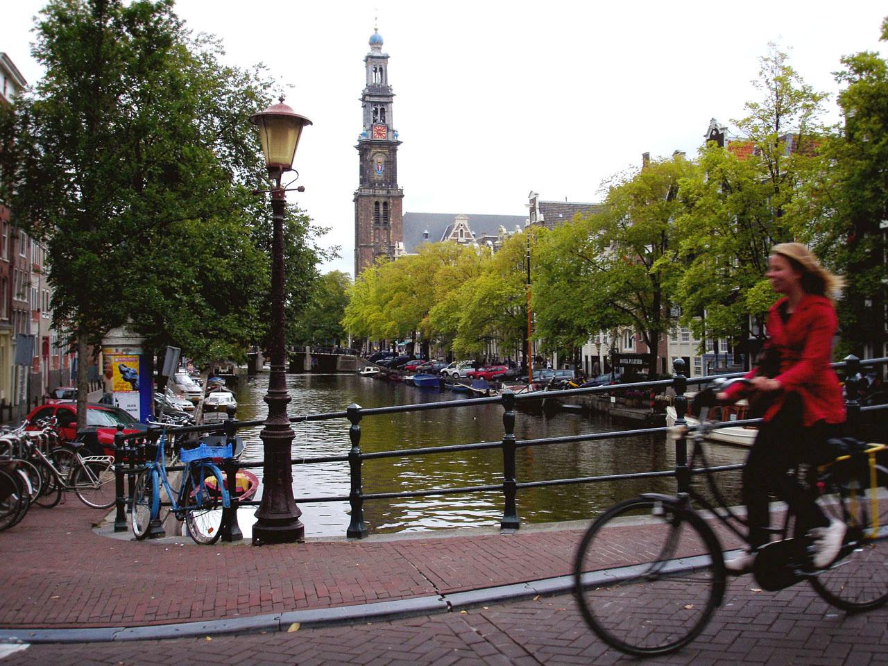 Amsterdam, bici