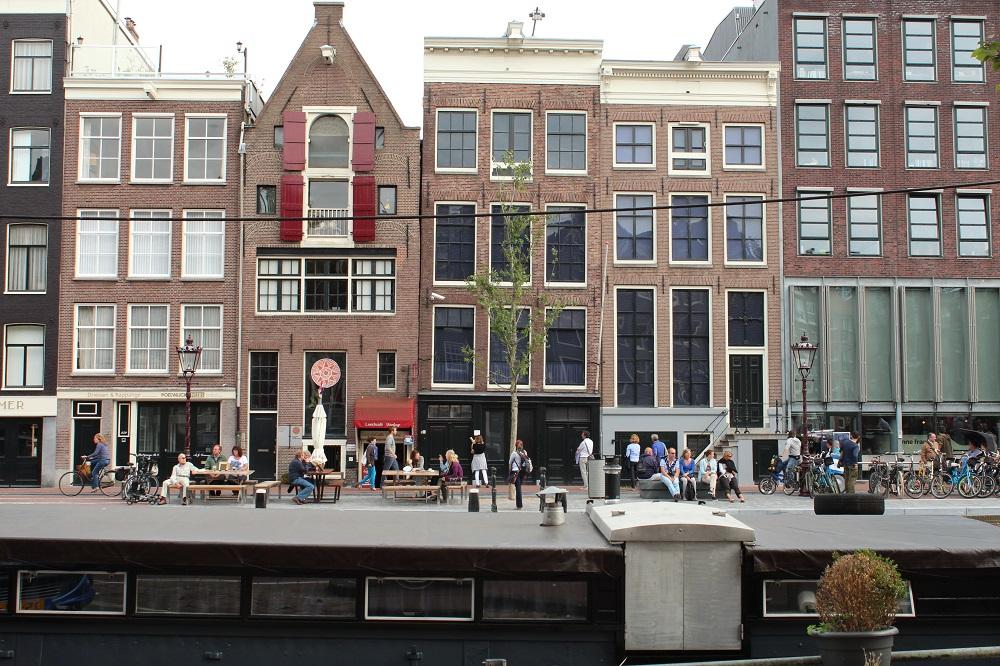 Casa di Anna Frank, Amsterdam
